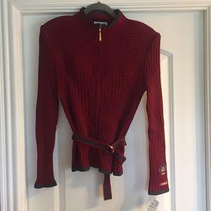 NWT st John sweater
